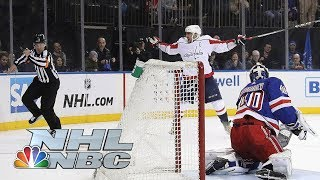 Top bloopers of the 2018-2019 NHL season | NHL | NBC Sports