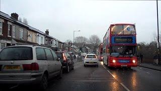 Driving Through Alum Rock Road, Birmingham