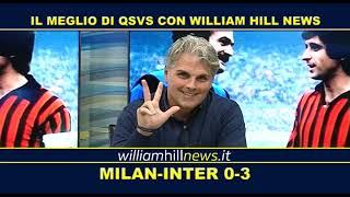 QSVS -  I GOL DI MILAN - INTER 0-3  - TELELOMBARDIA / TOP CALCIO 24