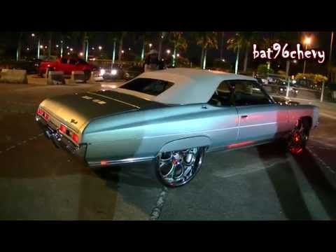 Vido No Shake's 71 Impala Donk on 26