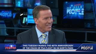 San Diego People: 40th anniversary of the PSA Flight 182 crash