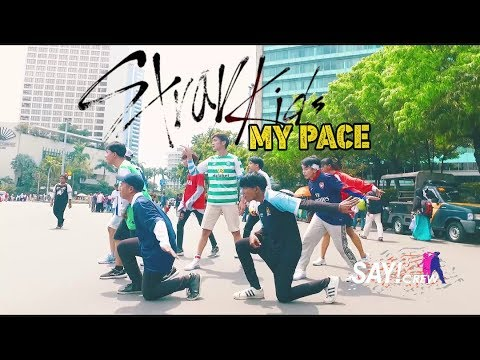 [KPOP DANCE IN PUBLIC] Stray Kids - My Pace by SAYCREW