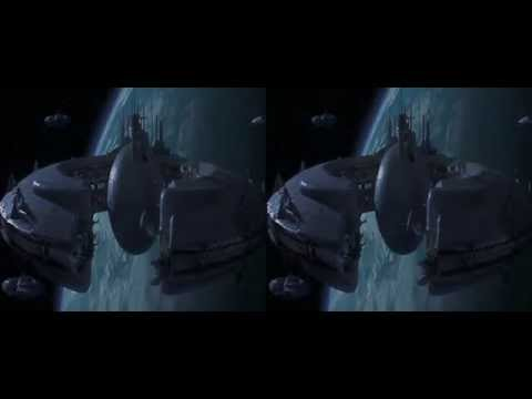 Star Wars in 3D 2012 George Lucas - firelinestudios - 3D Conversion