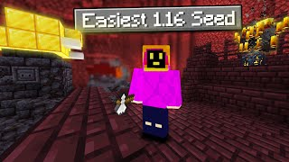 This Might Be The Best Speedrunning Seed On Minecraft!