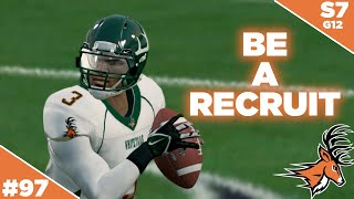 Be A Recruit! The Other Yarbrough's Debut!! - Whitetails   NCAA Football - Ep 97