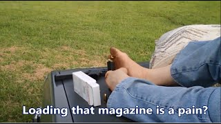 Loading that Magazine is a PAIN! RAE SPEEDLOADER MAGAZINE LOADER IS HERE!