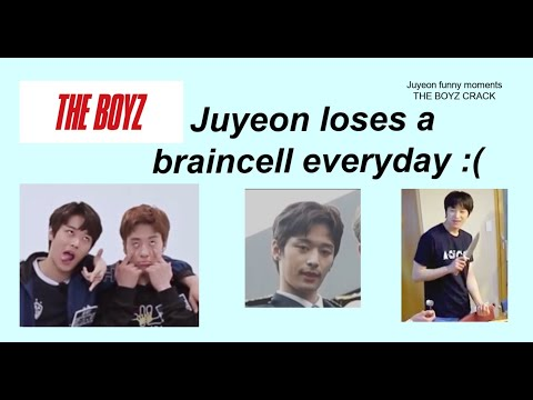 Juyeon being dumb for 11 minutes straight THE BOYZ 더보이즈 주연