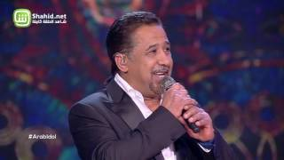 CHEB KHALED DIDI Arab Idol 2017 Ep 18 - الشاب خالد ديدي عرب