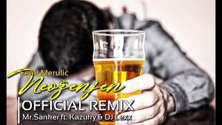 Esad Merulic Neozenjen Mr  Sanker ft  Kazuky & DJ Lexx Official Remix