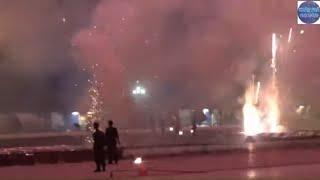 Cận cảnh Pháo hoa 2020 nổ kinh hoàng tại Kiên Giang/ firework