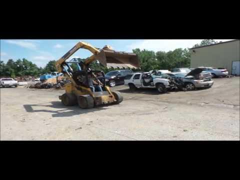 2005 John Deere 325 skid steer for sale | no-reserve Internet auction August 25, 2016