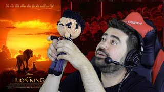 The Lion King Angry Movie Review
