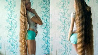 This Girl Is Rapunzel IN REAL LIFE| What's Trending Now