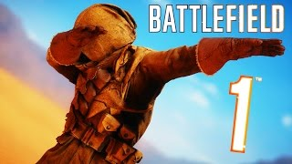 Battlefield 1 - Random & Funny Moments #7 (How To Avoid Tanks, Hilarious Duels!)