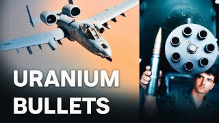 Uranium Bullets: The A-10 Warthog's Cannon Is A Truly Fearsome Weapon