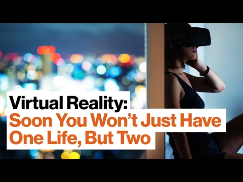Virtual Reality: The Biggest Tech Disruption in the Next 5 Years - Kevin Kelly