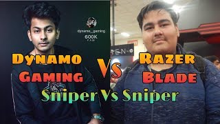 Dynamo Gaming Vs Razer Blade | Gaming Guru , Emperor Plays in Same team | @Shaktimaan Gaming