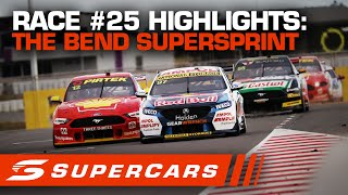 Highlights: Race #25 - The Bend SuperSprint | Supercars 2020