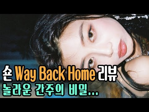 숀 Way Back Home 리뷰(feat.버스커버스커)_데일리뮤직