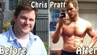 Chris Pratt ★ Fitness Body Transformation | From Fat To Fit