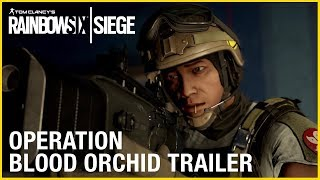 Rainbow Six Siege launches Operation Blood Orchid
