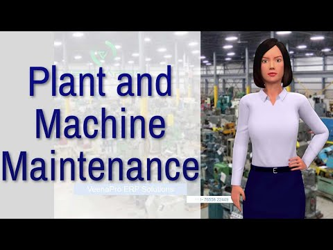 Plant Maintenance Module in ERP