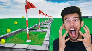 9999999,99 % IMPOSIBLE !!! GOLF IT Makigames