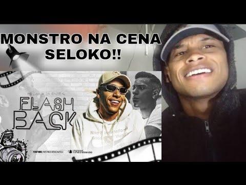React 🔥 Flashback/Mc Paulin da Capital (Love Funk)Dj GM.