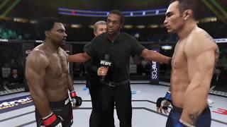 Charles Bennett vs. Tony Ferguson (EA sports UFC 3) - CPU vs. CPU