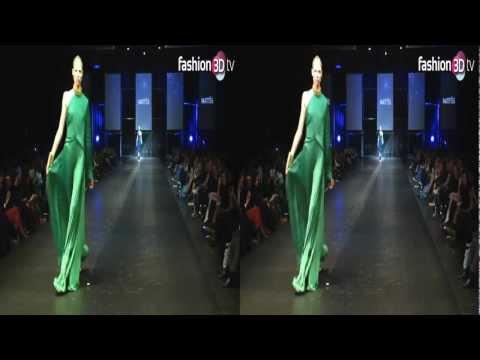 3D fashionshow Matthijs van Bergen