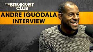 Andre Iguodala Speaks On Investing, Entrepreneurship + His Future In The NBA