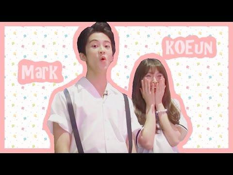 Mark x Koeun - 1cm
