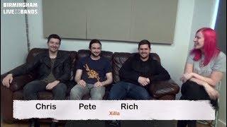 Birmingham Live Bands meets Xilla