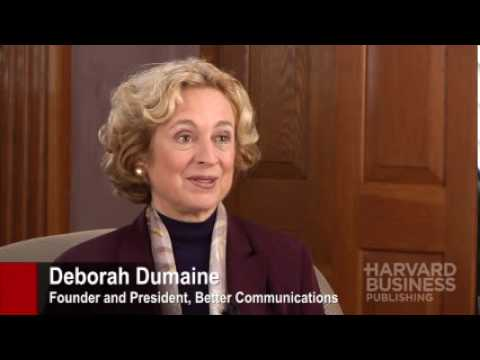 Deborah Dumaine: How Writing Reflects Your Brand