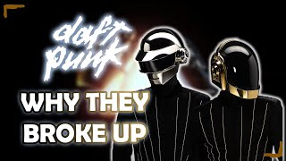 Daft Punk, Why They Split Up and Their Music Legacy