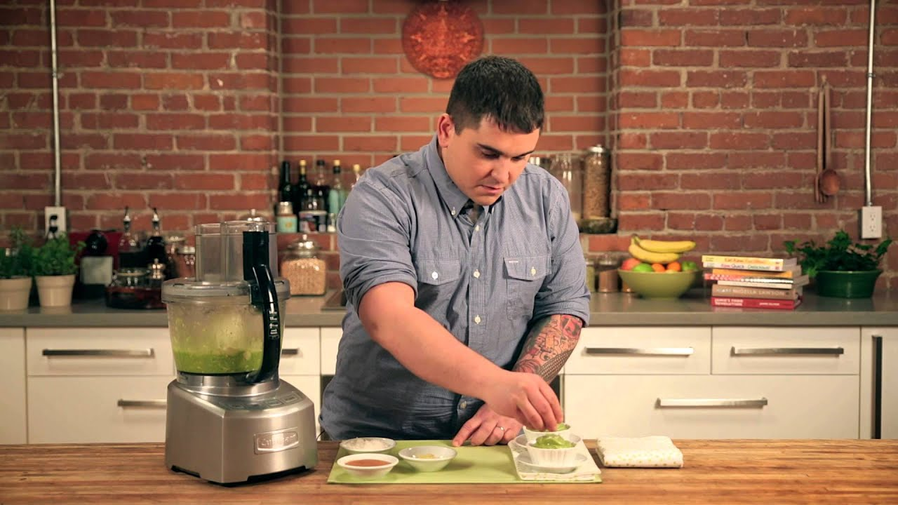 Avocado Mousse with Doug McNish