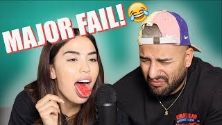 WE ATTEMPTED OUR FIRST ASMR  | iluvsarahii