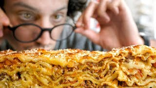 11 Chef Skills I Learned Making Fresh Lasagna...