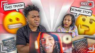 REACTING TO MY SISTER'S BOYFRIEND MUSIC VIDEO *HE DISRESPECTED HER IN IT*