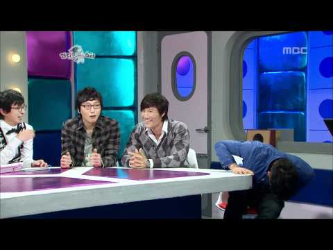 The Radio Star, Kim Jong-guk(1), #23, 탁재훈, 김종국, 휘성(1) 20081210