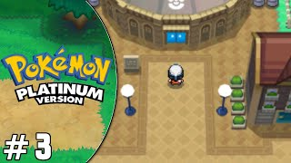 Let's Play: Pokemon Platinum - Ep. 3