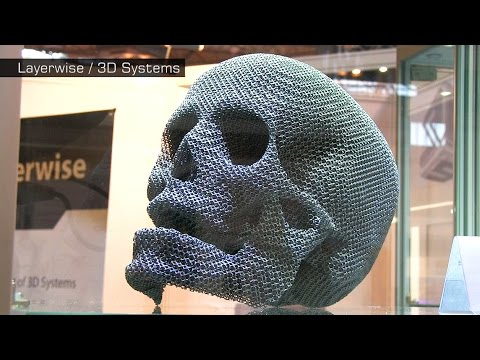 The TCT 3D Printing Show 2014