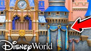 50TH Anniversary CHANGES at Disney's Magic Kingdom! - Disney News Vlog