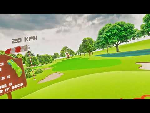 Closest to the Pin VR Golf Simulator