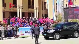 وزير الأوقاف وشيخ الأزهر والمفتي يصلون الكاتدرائية لتهنئة البابا ...