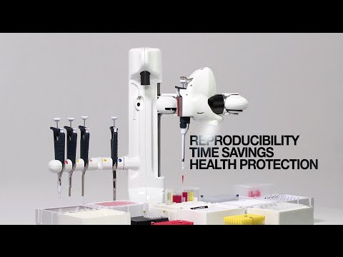 Andrew - The Pipetting Robot - Technology Video
