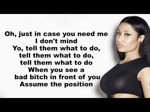Dj khaled - DO YOU MIND lyrics - Ft Nicki Minaj, Chris Brown, August Alsina, Jeremih, Future, etc