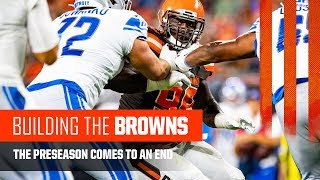 Building the Browns 2019: The Preseason Comes to an End (Ep. 12)