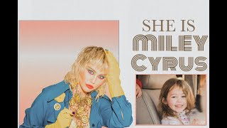 She is Miley Cyrus (Documentary Film)