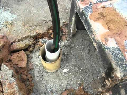 Pumping Water With Compressed Air Youtube